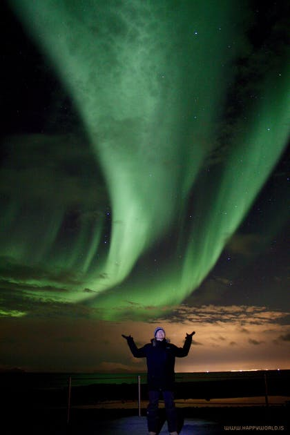Capital City Auto >> Northern Lights & Stargazing | Guide to Iceland