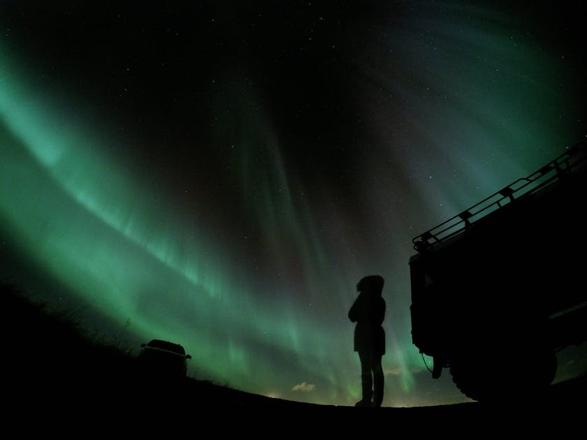 Northern Lights Hunt Amp Telescope Stargazing Guide To Iceland