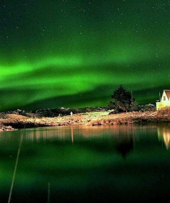 Winter activities in Iceland