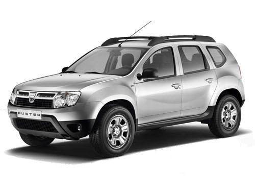 Dacia Duster 4x4 2016
