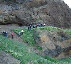 Le nord de l'Islande abrite l'île de Drangey, imprégnée de folklore et propice aux ornithologues.