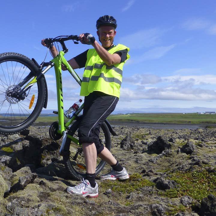 冰岛西部斯奈山半岛两日自行车旅行团|自驾集合