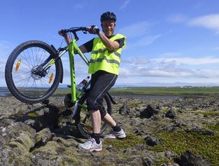 2-Day Biking Tour | Snaefellsjokull Glacier From All Sides