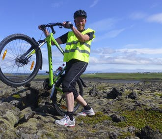 2-Day Biking Tour | Snaefellsjokull Glacier From All Sides
