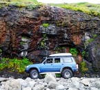 Super Jeeps allow you to travel to areas otherwise inaccessible to guests.