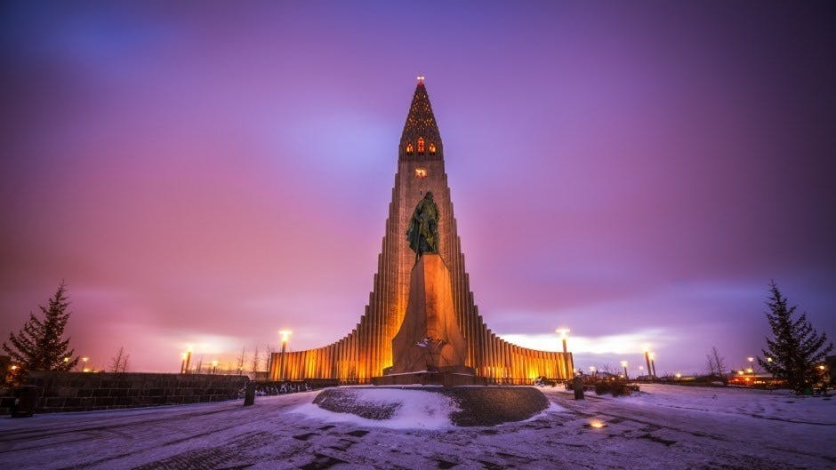 The Best Bits Of Reykjavik