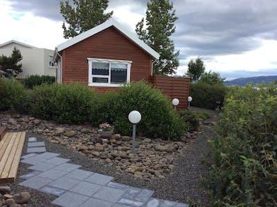 Studio apartment near Akureyri