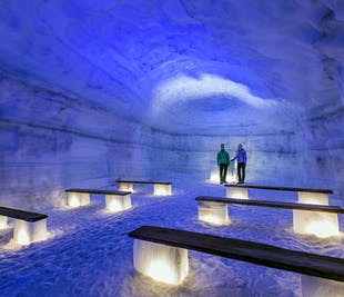 West Iceland & Langjokull Ice Tunnel | Day Tour