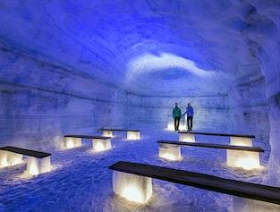 West Iceland & The Langjökull Ice Tunnel