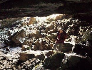 Leidarendi Lava Tube   Cave Adventure from Reykjavik