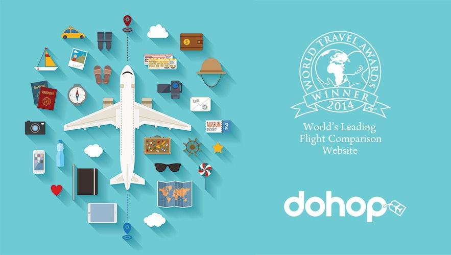 Dohop is an Icelandic flight comparison site