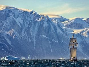 Greenland sailing photography workshop