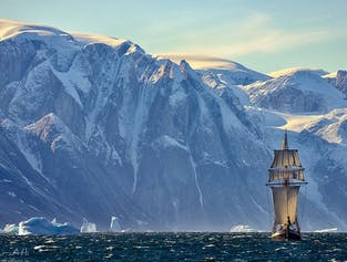 Greenland Sailing Photography Workshop
