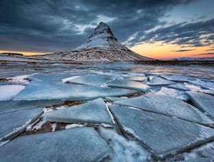 Snæfellsnes and South Iceland Winter Photo Workshop