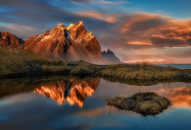 Midnight Sun Photography Workshop   12-Day Circle of Iceland
