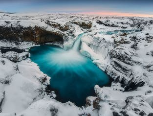 Around Iceland in Winter | Two-Week Photography Workshop