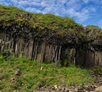 Skaftafell Nature Reserve is filled with strange rock formations, lush cliff faces and fascinating natural attractions.