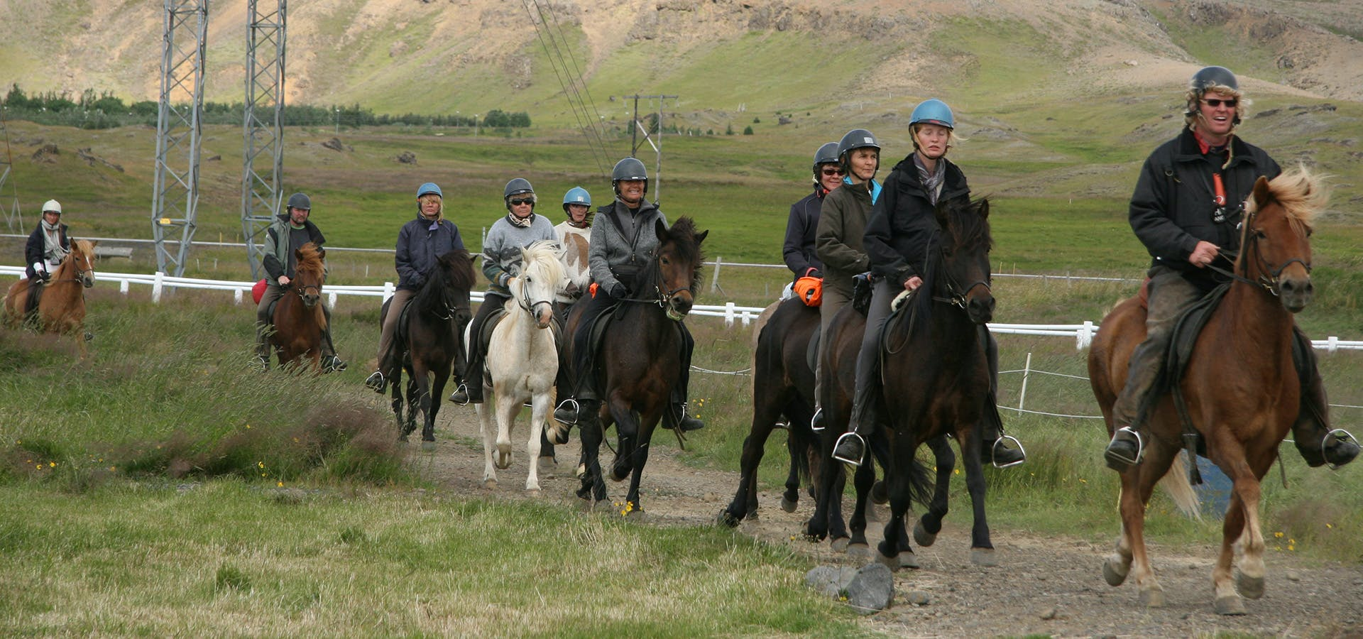 Golden Circle & Horse Riding Day Tour | Classic Icelandic