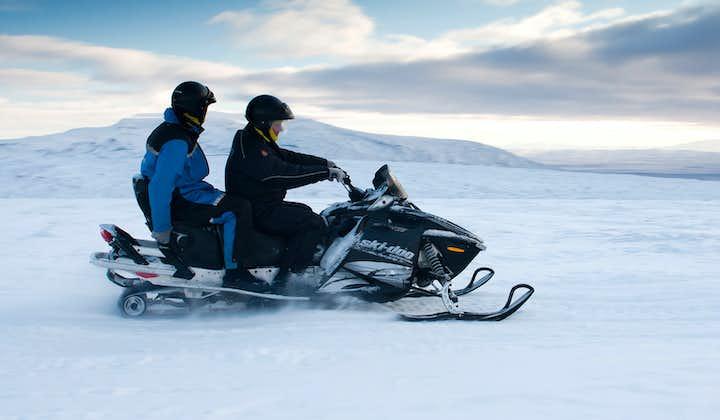 超值黄金圈+雪地摩托一日游