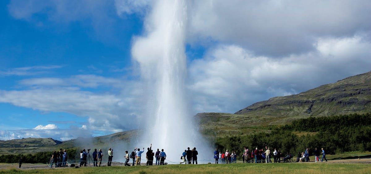 Reykjavik Excursion Golden Circle Tour