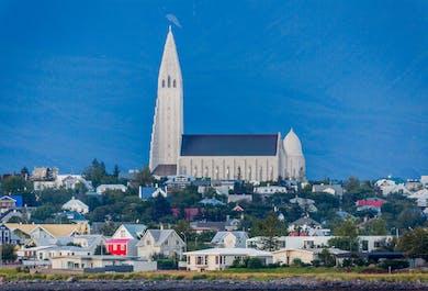 Visite de Reykjavik en minibus   Guide francophone le mardi