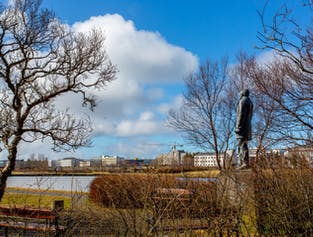 The Pages of History | Reykjavik Literary Tour