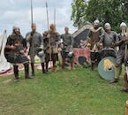 Live reenactments take you back in time to Iceland's Age of Settlement.