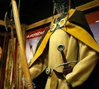 You will get an up close look at the equipment and clothing used by early Viking settlers to Iceland.