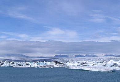 Full Day Tour to Vatnajokull | Snowmobiling and Sightseeing
