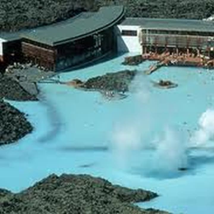 The Blue Lagoon is one of Iceland's crowning features, found in the south-west.