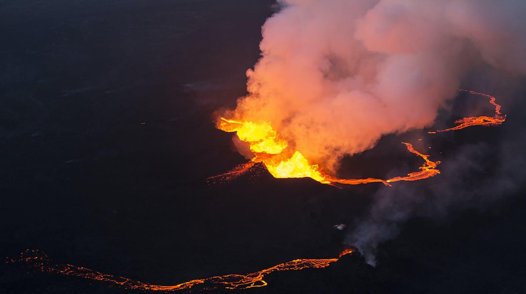 アイスランドの火山一覧