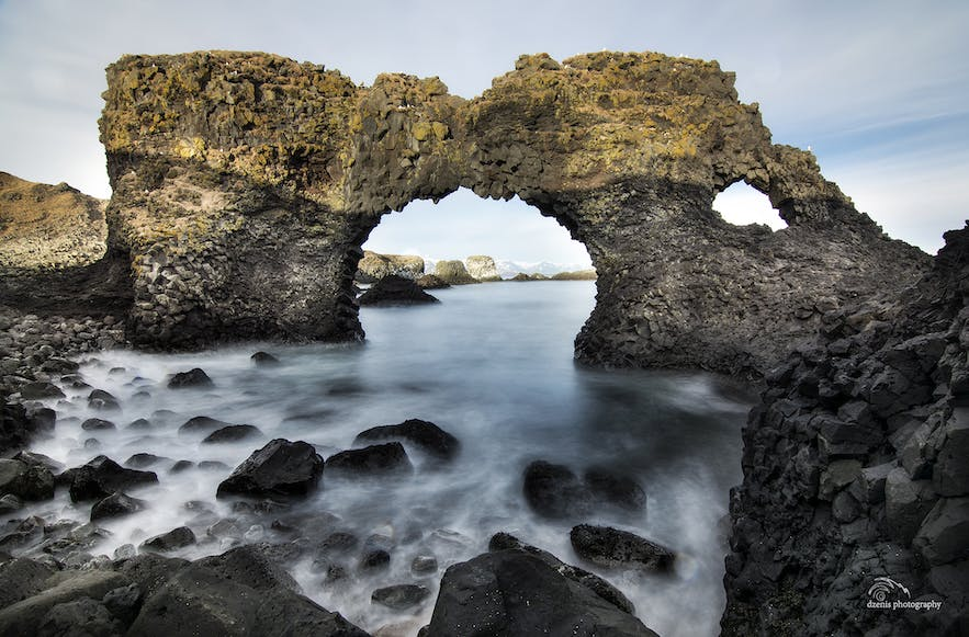 What to photograph in Snæfellsnes