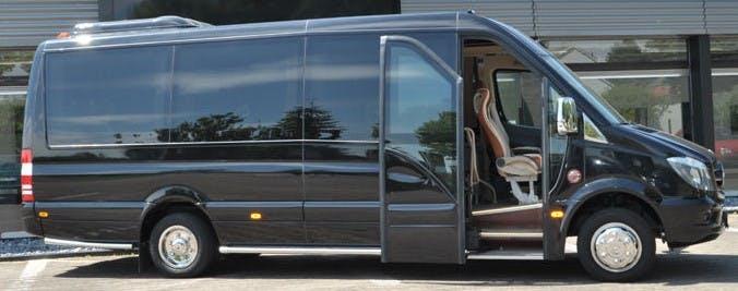 Mercedez Benz Sprinter Automatic 2015