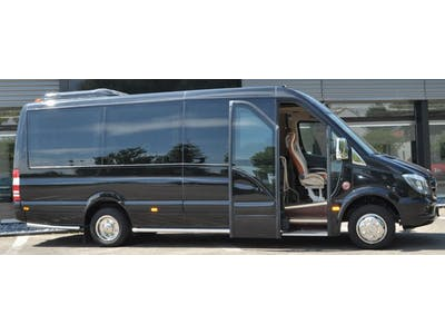 Mercedez Benz Sprinter Automatic 2015