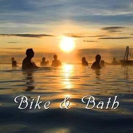 Bike and Bath