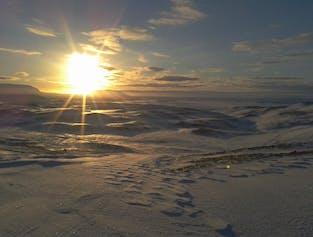Lake Mývatn Icecave Experience
