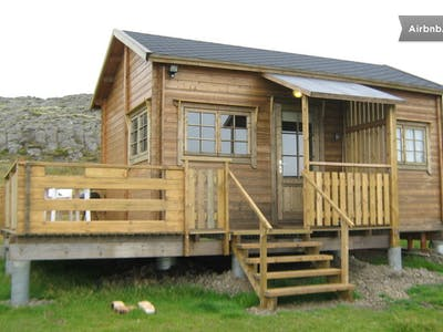 Lovely Cottage/Cabin 2, Skagastrond