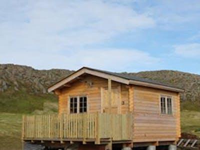 Cute Cottage/Cabin 3, Skagastrond