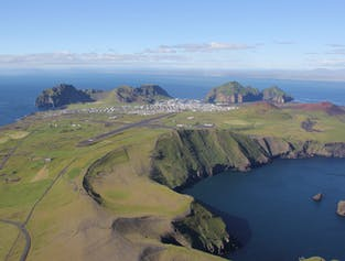 Westman Islands Flightseeing Tour | South Coast Departure