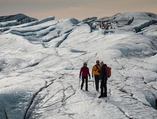 Glacier Hiking in Skaftafell - Striking Scenery