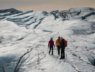 Glacier Hiking in Skaftafell ​| Moderate difficulty