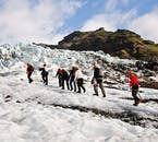 You will need to wear special safety equipment in order to summit the glacier.