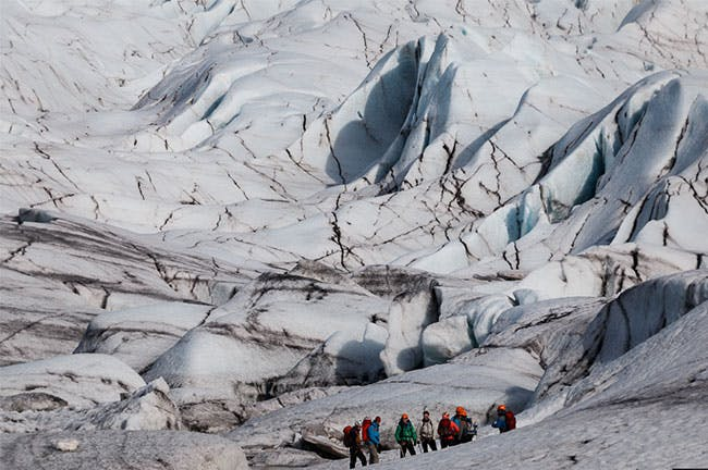 Glacier Hiking in Skaftafell| Moderate difficulty