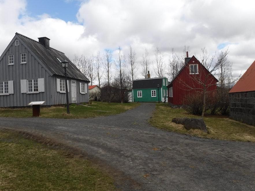 Árbær, un museo al aire libre