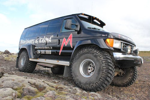 South Coast Superjeep Tour | The Golden Circle & Snowmobiling