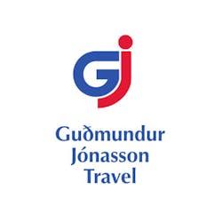 Guðmundur Jónasson ehf. logo