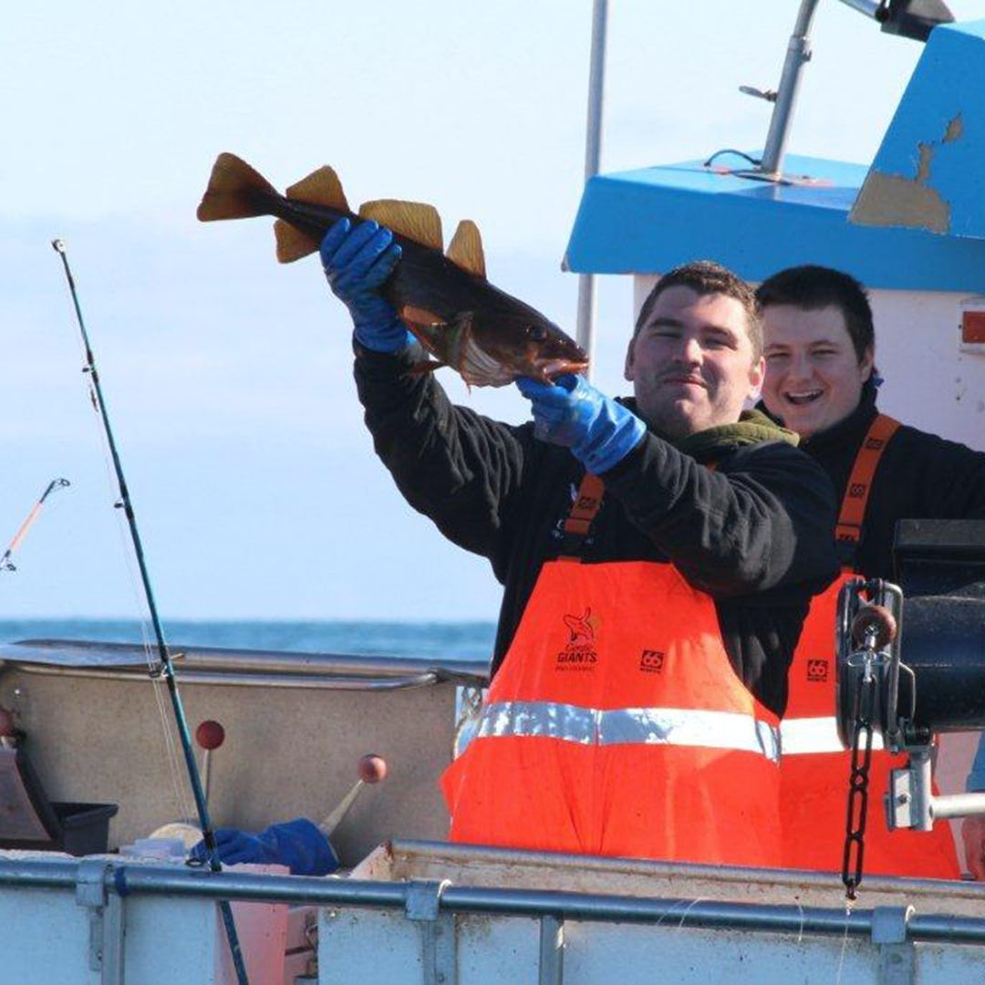 Catch your dinner on this sea-angling tour from Húsavík.