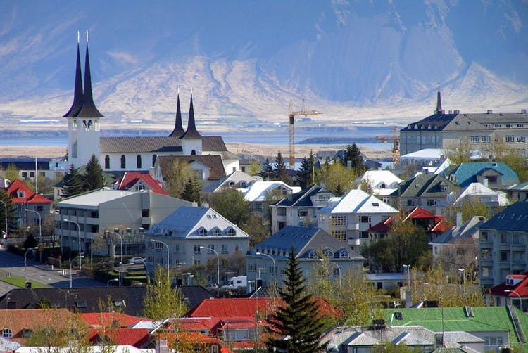 Reykjavik is the northernmost capital of the world, and makes for a fabulous urban break after sightseeing through the country.