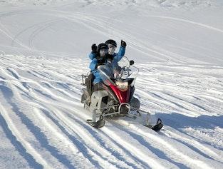 Express Snowmobile Tour