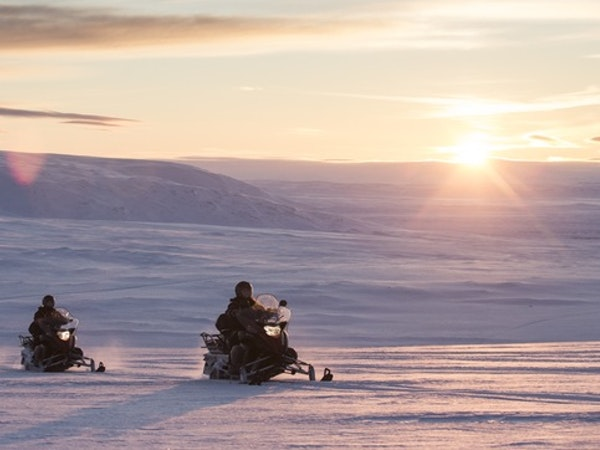 Mountaineers of Iceland